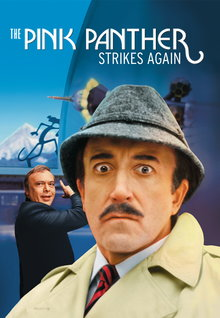 The Pink Panther Strike Again (1976)