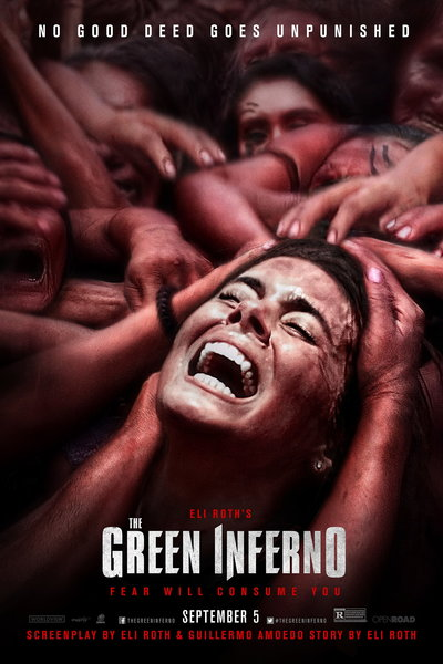 The Green Inferno - Trailer 1