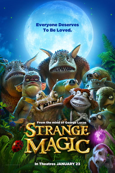 Strange Magic - Trailer 1