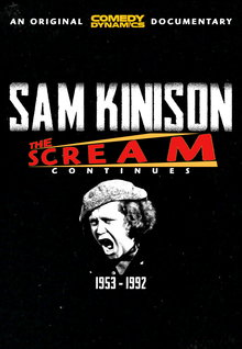 Sam Kinison: The Scream Continues (2016)