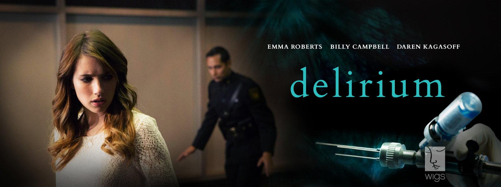 Watch The DELIRIUM Pilot!
