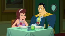 Drawn Together: Spelling Applebee's