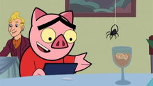Drawn Together: Charlotte's Web of Lies