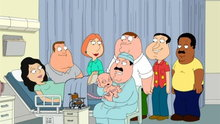 Family Guy: Ocean's Three and a Half