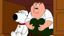 Family Guy: A Hero Sits Next Door
