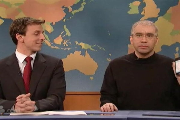 Saturday Night Live: Weekend Update iPhone Special