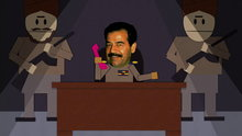 South Park: Saddam Hussein
