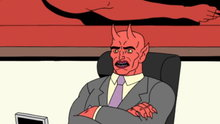 Ugly Americans: Blob Gets Job