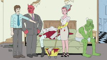 Ugly Americans: Sympathy for the Devil