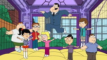 American Dad!: Man in the Moonbounce