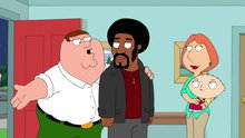 Family Guy: Jerome Is the New Black