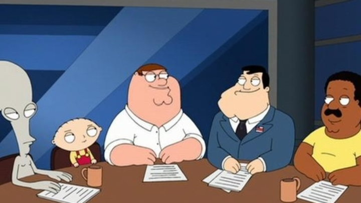 family guy essays These shows depict the underlining regression that has prevailed throughout society's deteriorating values to be acceptable and the norm of a nucleus family.
