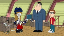 American Dad!: Return of the Bling