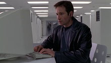 The X-Files: Three Words