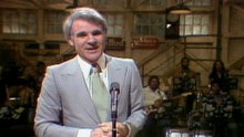 Saturday Night Live: Steve Martin and The Dirt Band