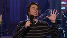 Saturday Night Live: Zach Braff