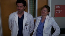 Grey's Anatomy: Freedom, Part 1