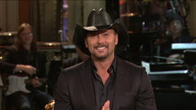 Saturday Night Live: Tim McGraw