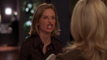 Ally McBeal: Playing With Matches