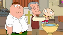Family Guy: The Father, the Son, and the Holy Fonz