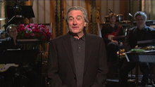 Saturday Night Live: Robert De Niro