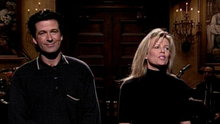 Saturday Night Live: Alec Baldwin, Kim Basinger