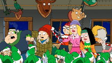 American Dad!: For Whom the Sleigh Bells Tolls