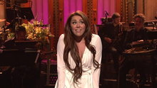 Saturday Night Live: Miley Cyrus