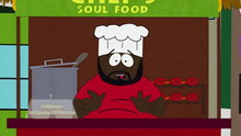 South Park: Chef's Salty Chocolate Balls