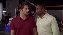 Psych: Lights, Camera… Homicidio