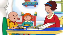 Caillou: Step by Step (Caillou's Fun Outside!)