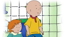 Caillou: Caillou the Helper (Caillou Pretends to Be)