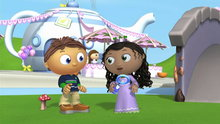 Super Why!: Alice in Wonderland (Twas the Night Before Christmas & Other Stories)