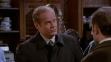 Frasier: Daphne Does Dinner
