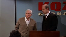Frasier: Frasier Has Spokane