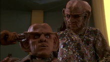 Star Trek: Deep Space Nine: Ferengi Love Songs