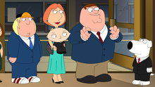 Family Guy: Brian's Play