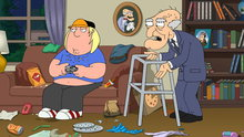 Family Guy: Chris Cross