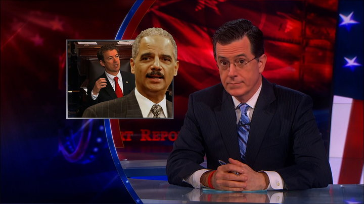 The Colbert Report - s9 | e73 - Thu, Mar 7, 2013