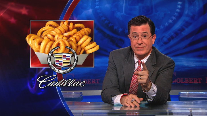 The Colbert Report - s9 | e76 - Wed, Mar 27, 2013