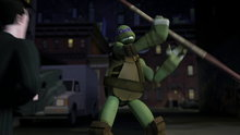 Teenage Mutant Ninja Turtles: Baxter's Gambit