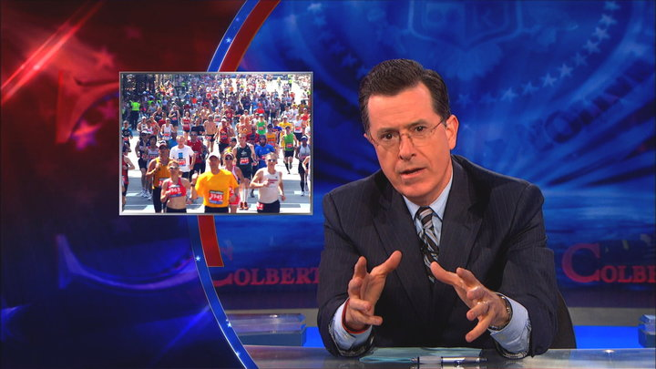 The Colbert Report - s9 | e86 - Tue, Apr 16, 2013