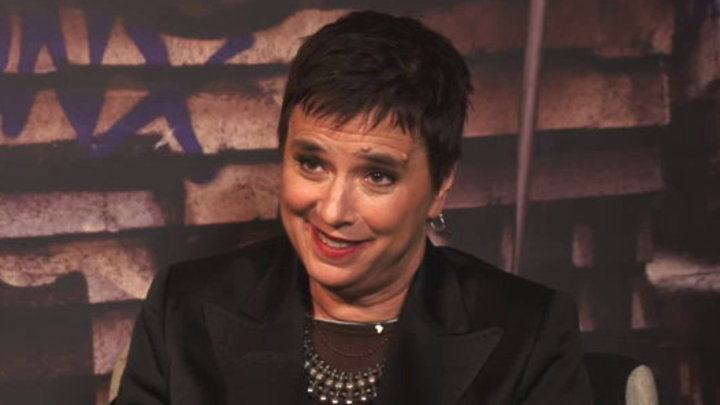 MTV News - Womens Activist Eve Ensler Loves How Rihanna Shines Bright