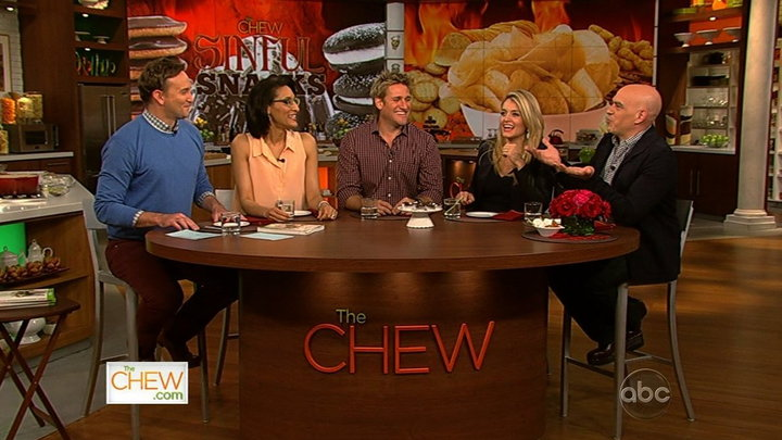 The Chew - Chat N Chew: Sinful Snacks