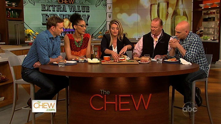 The Chew - s2 | e156 - Fri, May 17, 2013