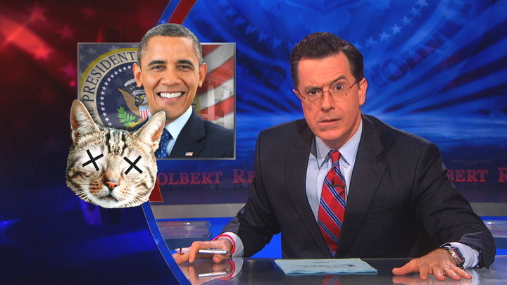 The Colbert Report - s9 | e105 - Mon, May 20, 2013