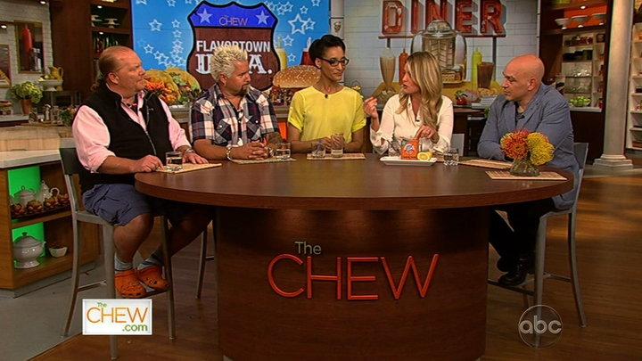 The Chew - s2 | e160 - Thu, May 23, 2013