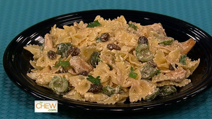 The Chew - Mario and Mama Ts BBQ Side Dish