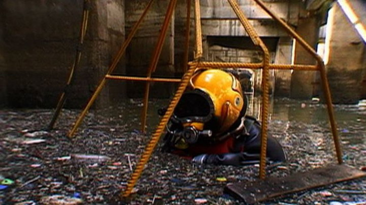National Geographic Travel - Sewer Diver Loves His Job
