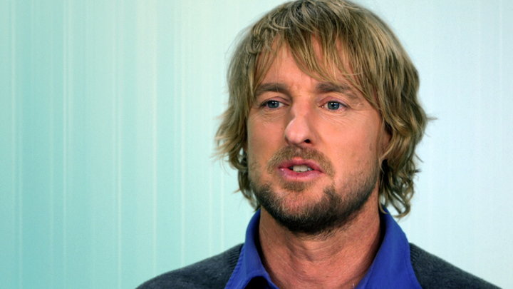FXM Presents Movies - The Internship Owen Wilson
